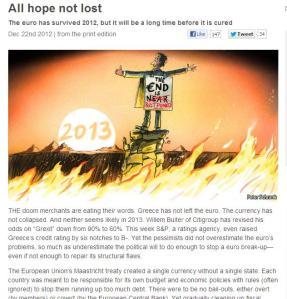 The Economist 22-12